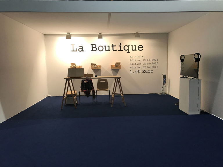 Mulhouse La boutique